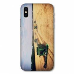 Coque Wiko Y60 Agriculture Moissonneuse