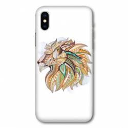 Coque Wiko Y60 Ethniques Lion
