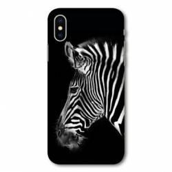 Coque Wiko Y60 savane Zebra