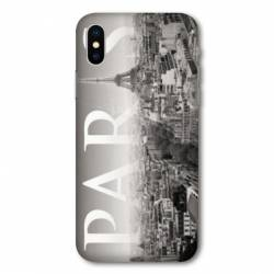 Coque Wiko Y60 France Paris Vintage