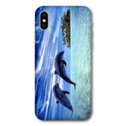 Coque Wiko Y60 Dauphin ile