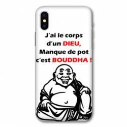Coque Wiko Y80 Humour Bouddha