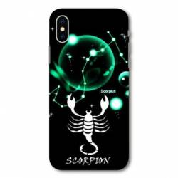 Coque Wiko Y80 signe zodiaque Scorpion