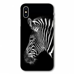 Coque Wiko Y80 savane Zebra