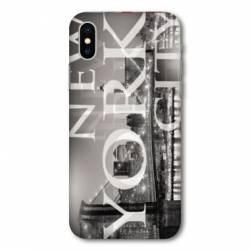 Coque Wiko Y80 Amerique USA New York