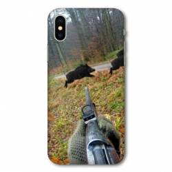 Coque Wiko Y80 chasse Vision Tir