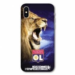 Coque Wiko Y80 Licence Olympique Lyonnais - Rage de vaincre