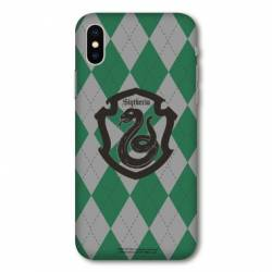 Coque Wiko Y80 WB License harry potter ecole Slytherin