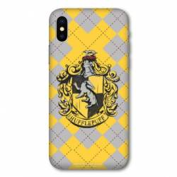 Coque Wiko Y80 WB License harry potter ecole Hufflepuff