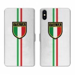 Housse cuir portefeuille Huawei Y5 (2019) Italie 3