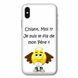 Coque Huawei  Y5 (2019) Humour Moi chiant