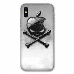Coque Huawei  Y5 (2019) Pomme Tete mort