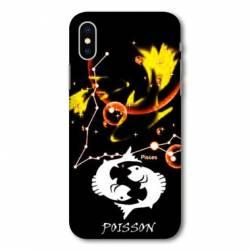 Coque Huawei  Y5 (2019) signe zodiaque Poisson