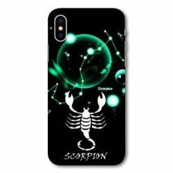 Coque Huawei  Y5 (2019) signe zodiaque Scorpion