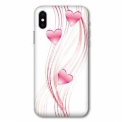 Coque Huawei  Y5 (2019) Cœur rose Montant