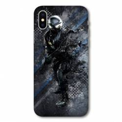 Coque Huawei  Y5 (2019) police swat