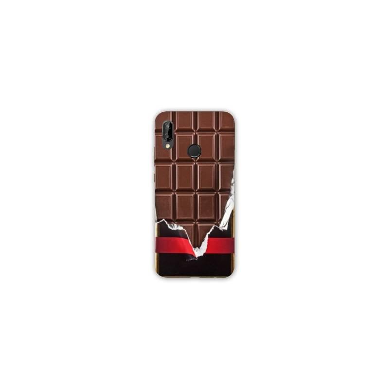 coque samsung a20e chocolat