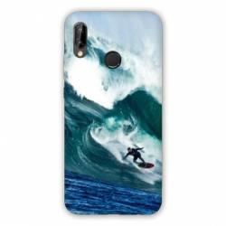 Coque Samsung Galaxy A20e Surf vague