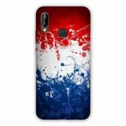 Coque Samsung Galaxy A20e France Eclaboussure