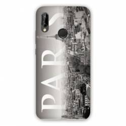 Coque Samsung Galaxy A20e France Paris Vintage