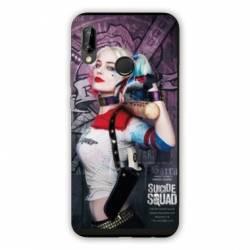 Coque Samsung Galaxy A20e Harley Quinn Batte