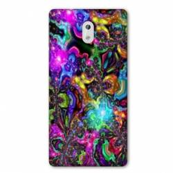 Coque Nokia 1 Plus Psychedelic colore