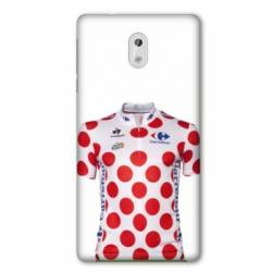Coque Nokia 1 Plus Cyclisme Maillot pois
