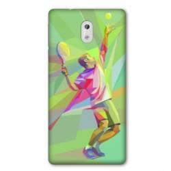 Coque Nokia 1 Plus Tennis Service