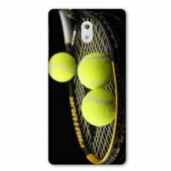 Coque Nokia 1 Plus Tennis Balls