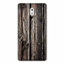 Coque Nokia 1 Plus Texture bois