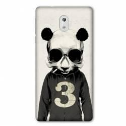 Coque Nokia 1 Plus Decale Panda