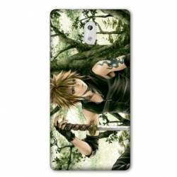 Coque Nokia 1 Plus Manga bois