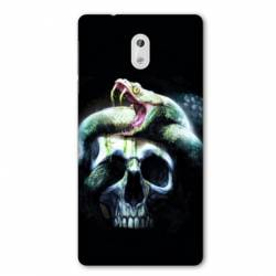 Coque Nokia 1 Plus serpent crane