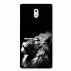 Coque Nokia 1 Plus roi lion