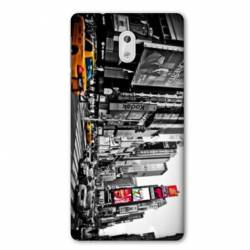 Coque Nokia 1 Plus Amerique USA New York Taxi