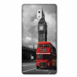 Coque Nokia 1 Plus Angleterre London Bus
