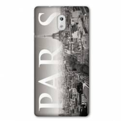 Coque Nokia 1 Plus France Paris Vintage