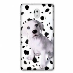 Coque Nokia 1 Plus Chien dalmatien