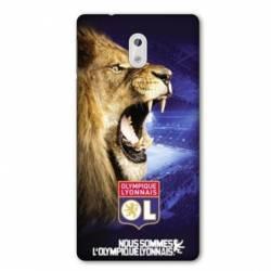 Coque Nokia 1 Plus Licence Olympique Lyonnais - Rage de vaincre