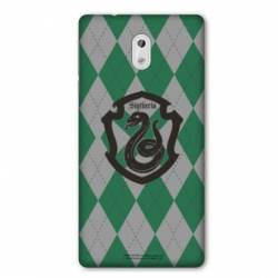 Coque Nokia 1 Plus WB License harry potter ecole Slytherin