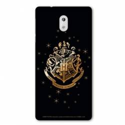 Coque Nokia 1 Plus WB License harry potter pattern Poudlard