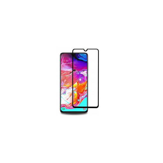 Vitre protection / Verre trempé  3D Samsung Galaxy A10