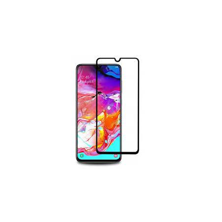 Vitre protection / Verre trempé  3D Samsung Galaxy A70