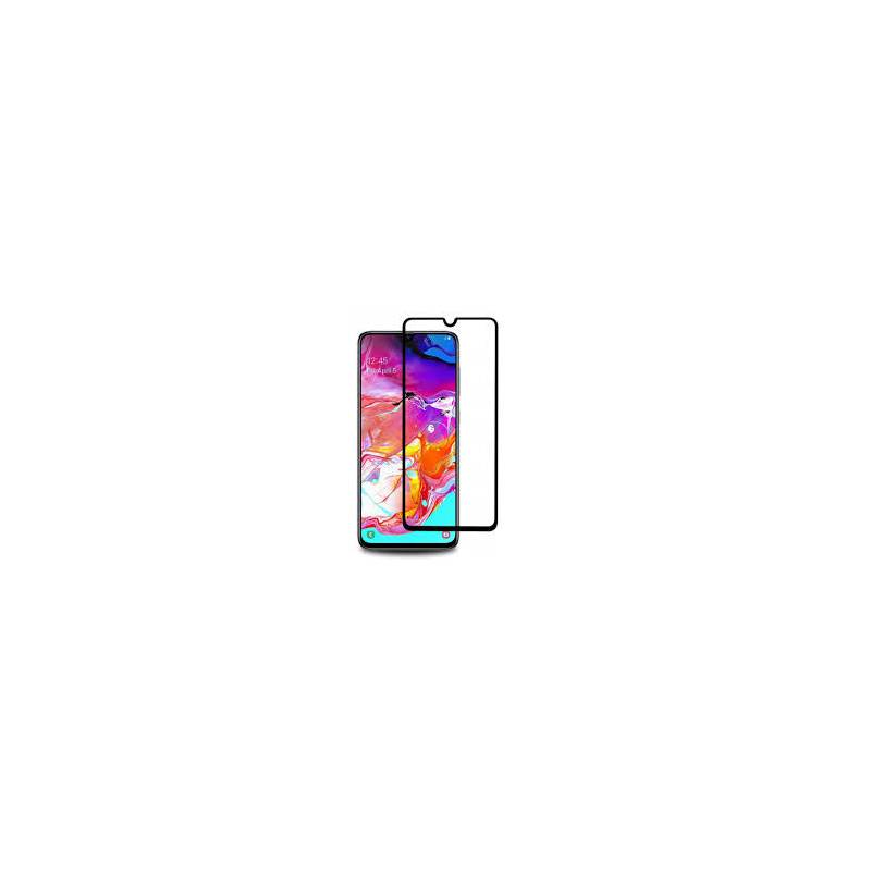 Vitre protection / Verre trempé  3D incurvé Samsung Galaxy A10