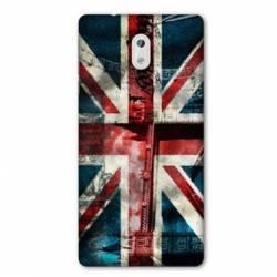 Coque Nokia 2.2 Angleterre UK Jean's