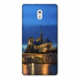 Coque Nokia 3.2 France Notre Dame Paris night