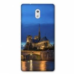 Coque Nokia 3.2 France Notre Dame Paris night