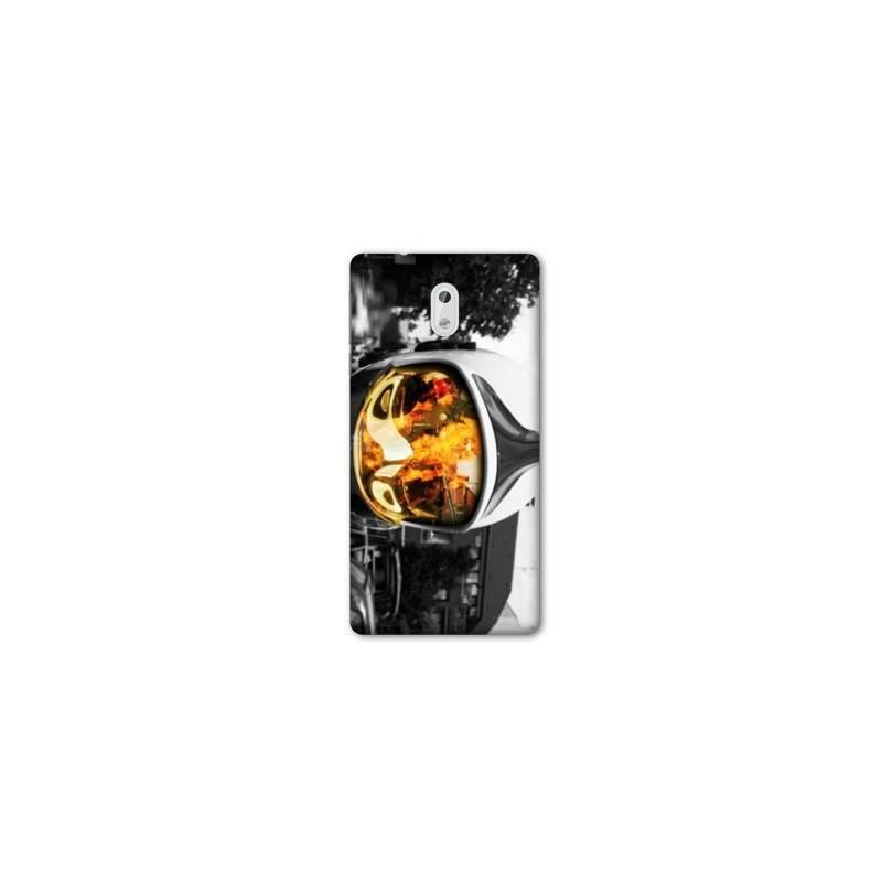 Coque Nokia 3.2 pompier casque feu