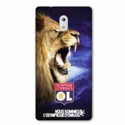 Coque Nokia 3.2 Licence Olympique Lyonnais - Rage de vaincre