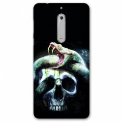 Coque Nokia 4.2 serpent crane